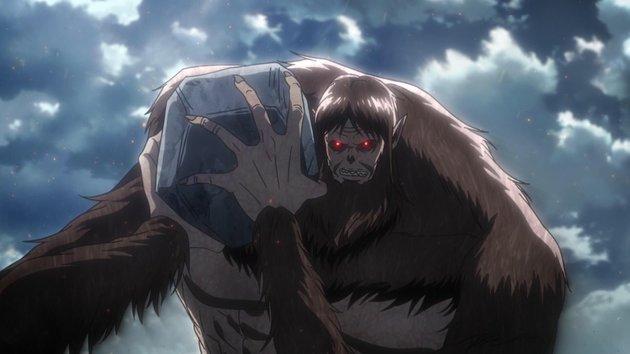 titán bestia boulder