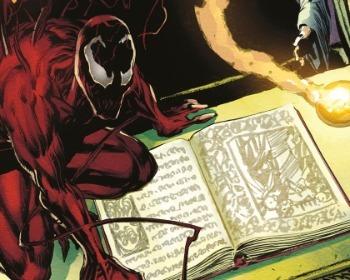 Darkhold, el libro maldito del Universo Marvel