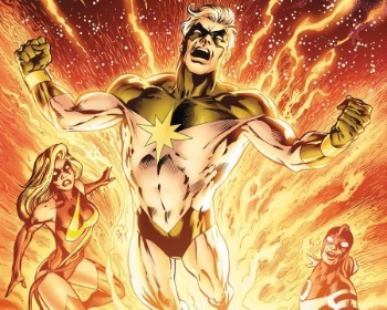Descubre a Mar-Vell, el Captain Marvel original