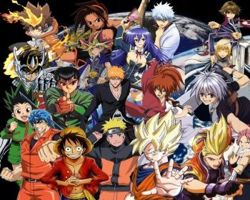 Descubre los 10 mejores animes shounen