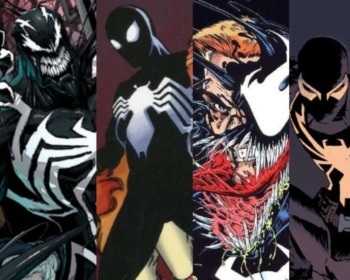 Los principales héroes y villanos que han sido anfitriones de Venom