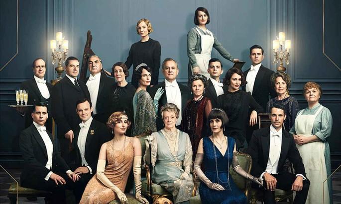 Downton Abbey Serie Amazon Prime