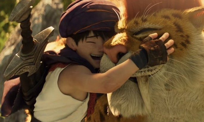 Dragon Quest: Your Story Películas Infantiles