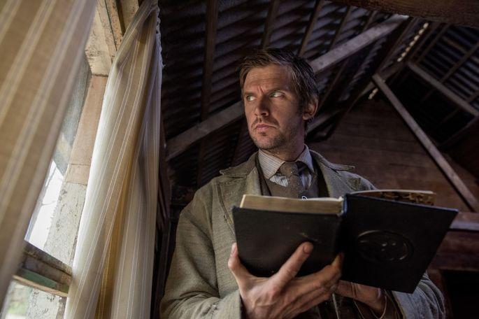 Apostle Películas Terror Netflix