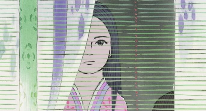 El cuento de la princesa Kaguya Peliculas Anime