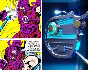 El Nulificador Supremo, uno de los artefactos más letales del Universo Marvel