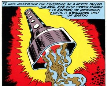 El Ojo del Mal de Avalon, uno de los objetos más poderosos del Universo Marvel