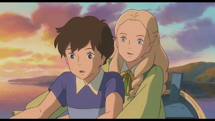 El recuerdo de Marnie Peliculas Anime