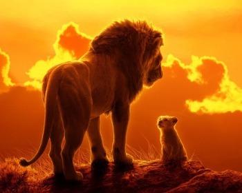 El Rey León | Nuevo trailer deja escuchar a Mufasa hablándole a Simba sobre su futuro como rey
