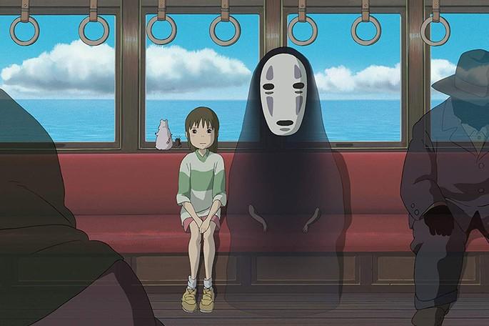 El viaje de Chihiro Peliculas Anime