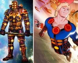 Todo sobre Los Eternos, la nueva sensación del Universo Cinematográfico de Marvel