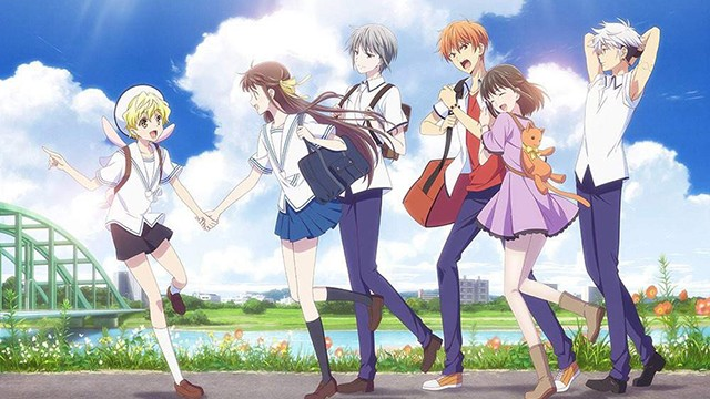 Fruits Basket Temporada 2