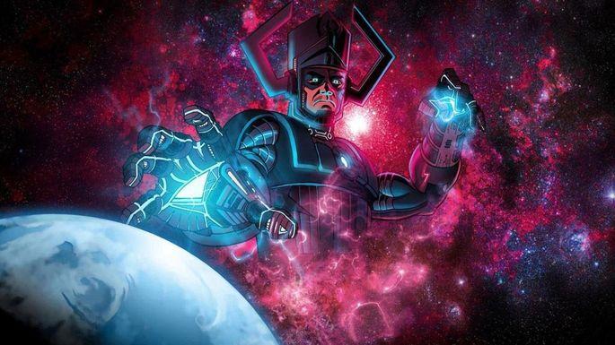 Origen Galactus: Galan de Taa