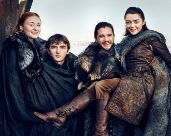 Parte del cast de Game of Thrones se despide de sus seguidores (Video)