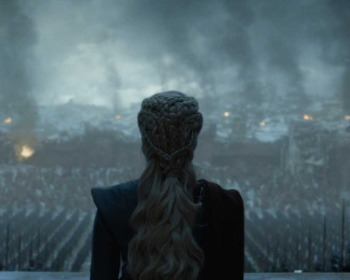 Último episodio de Game of Thrones bate record de audiencia (Datos)