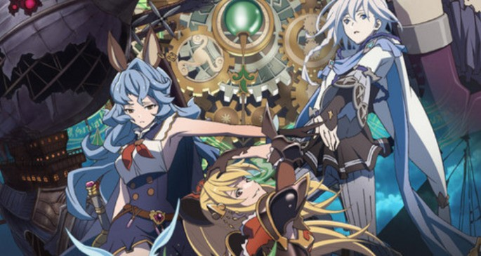Granblue Fantasy The Animation Estrenos Aime Marzo