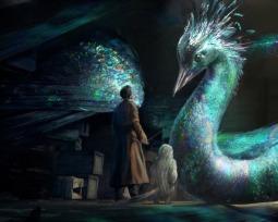 Guía básica de las criaturas mágicas de Newt Scamander