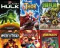 Guía esencial de las películas de animación de Marvel