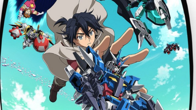 Gundam Build Divers Re:Rise Temporada 2