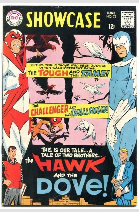 hawk-dove