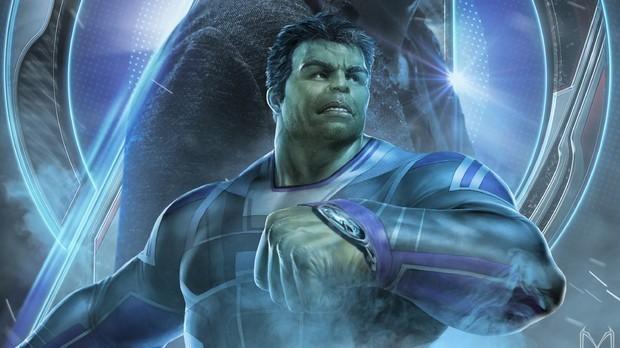 chasquido de hulk