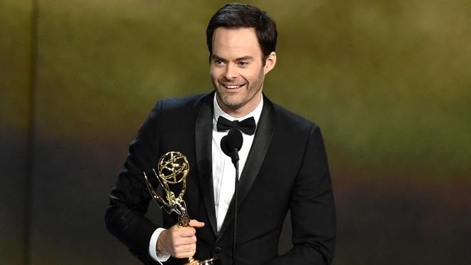 Bill Hader Emmy