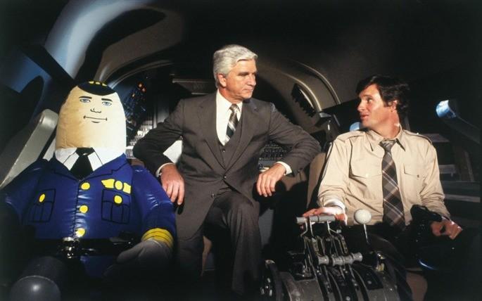 Airplane! Películas de comedia