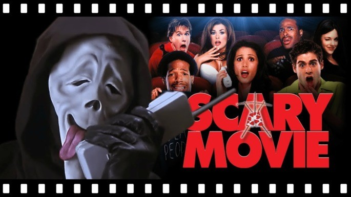 Scary Movie Películas comedia