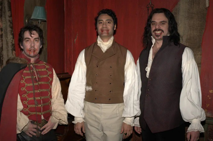 What we do in the shadows películas comedia
