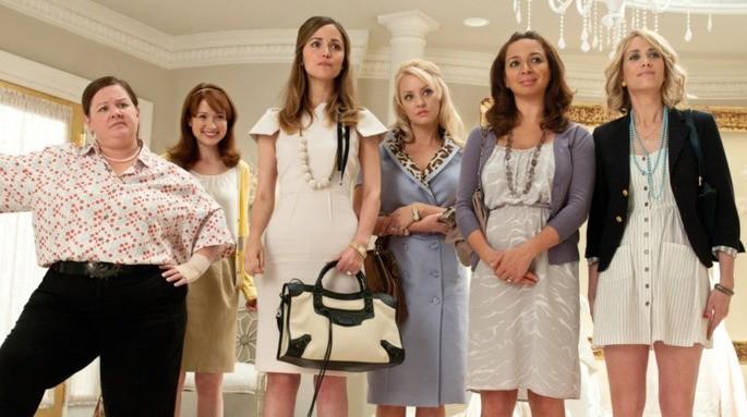 Bridesmaids Películas Comedia