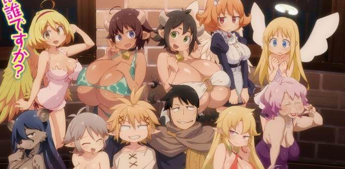 Ishuzoku Reviewers Episode 3