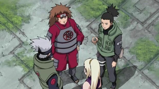 4 Naruto Shipuuden Guía Temporadas