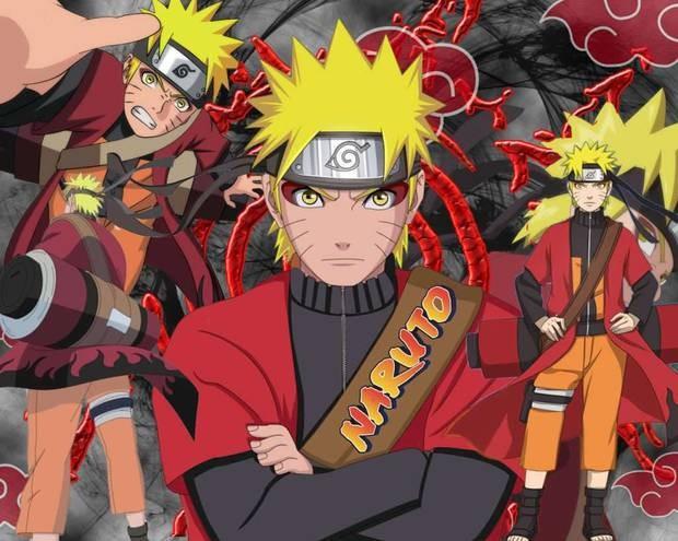 6 Naruto Shippuden Guía temporadas