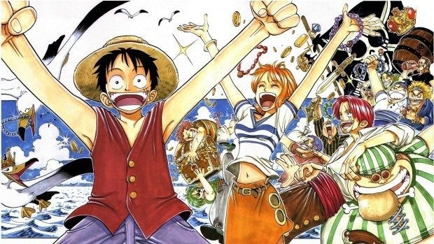 1 One Piece Sagas y Arcos
