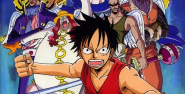 3 One Piece Sagas y Arcos