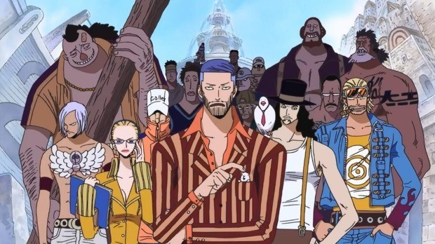 4 One Piece Sagas y Arcos
