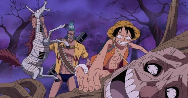 5 One Piece Sagas y Arcos