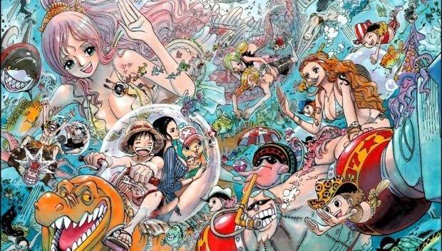 7 One Piece Sagas y Arcos
