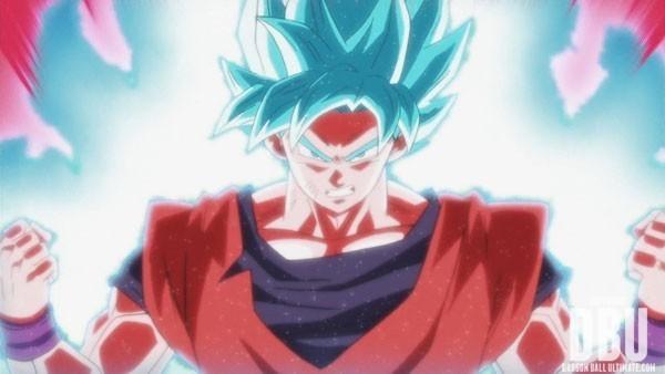 Super Saiyajin Dios Super Saiyajin