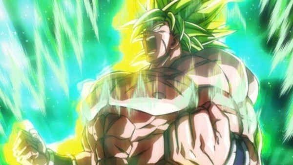 Super Saiyajin Legendario Broly