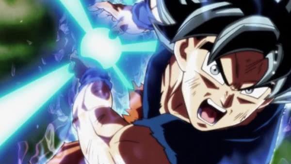 Goku Ultra Instinto Kamehame