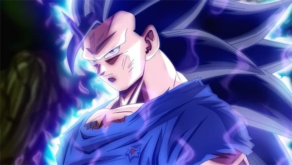 Goku Ultra Instinto Super Saiyan