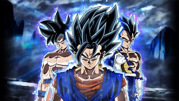 Ultra Instinto Saiyan Goku
