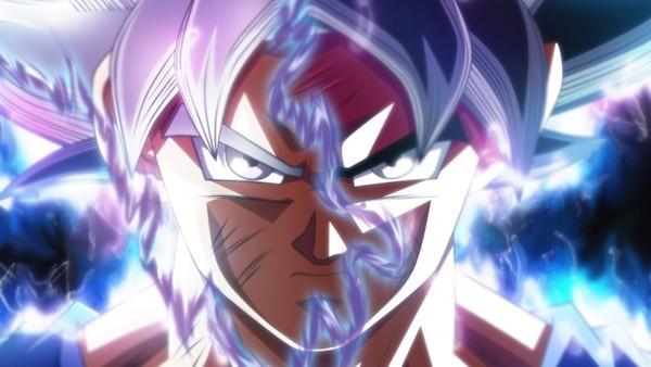 Goku Ultra Instinto Diferentes