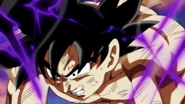 Goku Ultra Instinto Dos nombres
