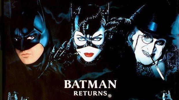 Batman Returns - Batman peliculas orden cronologico