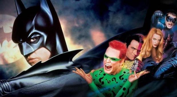 Batman Eternamente - Batman peliculas orden cronologico