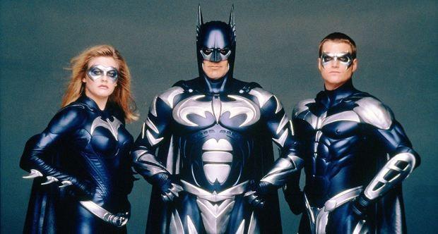 Batman y Robin - Batman peliculas orden cronologico