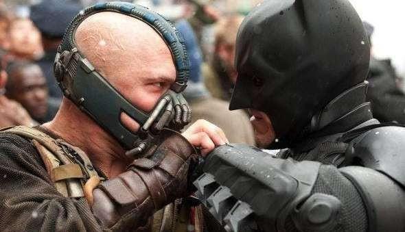 Batman: El caballero de la noche asciende - Batman peliculas orden cronologico