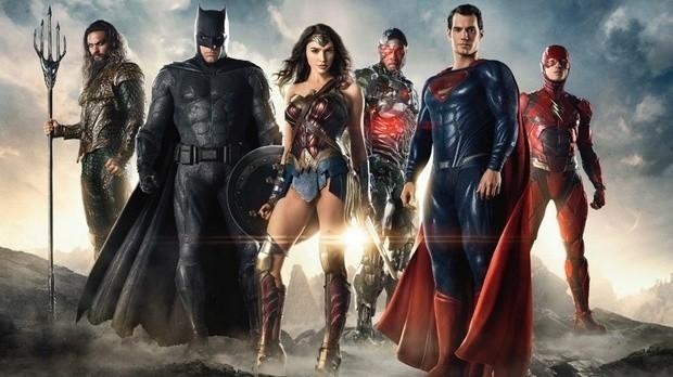 Liga de la Justicia (2017 - Versión de Joss Whedon) - Batman peliculas orden cronologico